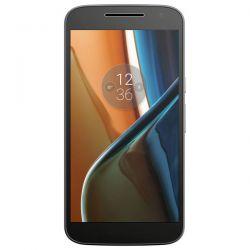 """Telefon MOTOROLA Moto G4 Plus 5.5"""" 1080x1920 pixels (FHD), 2G, 3G, 4G, Dual SIM, Octa core, 2 GB RAM, stocare 16 GB, Negru, cameră față 5 MP, cameră spate 16 MP, Android 6.0 (Marshmallow)"""