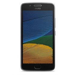"""Telefon MOTOROLA Moto G5  5"""" 1080x1920 pixels (FHD), 2G, 3G, 4G, Dual SIM, Octa core, 2 GB RAM, stocare 16 GB, Gri, cameră față 5 MP, cameră spate 13 MP, Android 7.0 (Nougat)"""