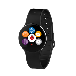 Smartwatch MYKRONOZ ZeCircle 2 Negru