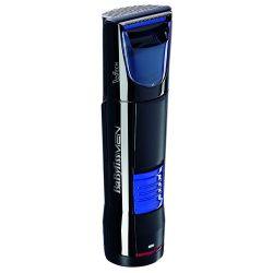 Aparat de tuns barba BABYLISS T800E, 1-20mm, negru/albastru