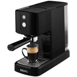 Espressor KRUPS XP3410, capacitate 1l, 1460W, negru