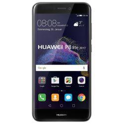 """Telefon HUAWEI P8 Lite 2017 DE 5.2"""" 1080x1920 pixels (FHD), 2G, 3G, 4G, Dual SIM, Octa core, 3 GB RAM, stocare 16 GB, Negru, cameră față 8 MP, cameră spate 12 MP, Android 7.0 (Nougat)"""
