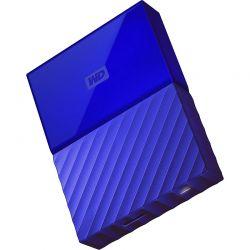 Hard disk extern WD My Passport New 4TB Blue USB 3.0