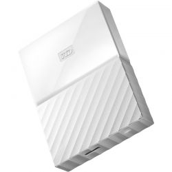 Hard disk extern WD My Passport New 4TB White USB 3.0