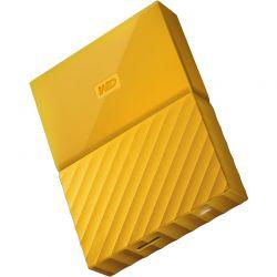 Hard disk extern WD My Passport New 4TB Yellow USB 3.0