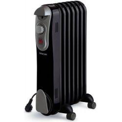 Radiator cu ulei SENCOR GLO-SOH3107BK, 1500W, negru