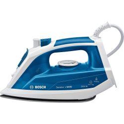 Fier de calcat BOSCH TDA1023010, 30g/min, 2300W, albastru/alb
