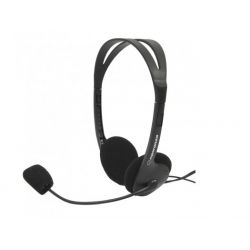 Casti cu microfon ESPERANZA ESP-EH102 Negre