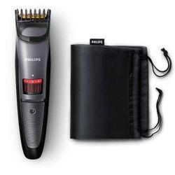 Aparat de tuns barba PHILIPS QT4015/16, 20 trepte, 0.5-10mm, negru