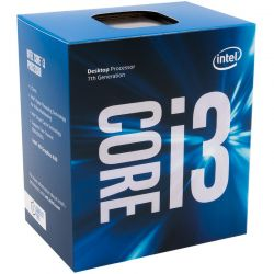 Procesor Intel Kaby Lake, Core i3 7320 4.1GHz box