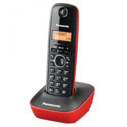 Telefon PANASONIC Dect KX-TG1611FXR Rosu