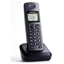 Telefon GRUNDIG DECT D1130 Negru