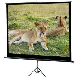 Ecran de proiectie SOPAR Junior Tripod 150 x 150 cm
