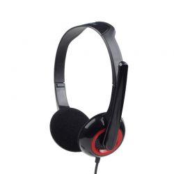 Casti cu microfon GEMBIRD MHS-002 Negre