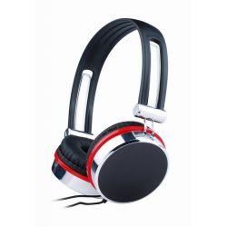 Casti cu microfon GEMBIRD Stereo MHS-903 Negre