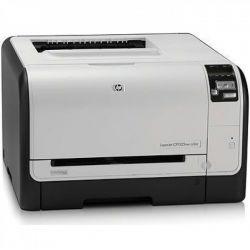 Imprimanta HP CP1525N, 12 PPM, Retea, USB, 600 x 600, Laser, Color, A4