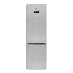 Combina frigorifica BEKO RCNA400E30ZXP, 354l, A+, new metal