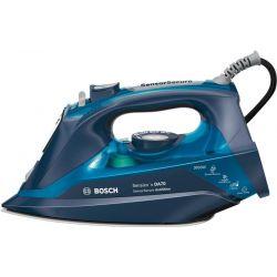 Fier de calcat BOSCH TDA703021A, 50 g/min, 3000W, albastru