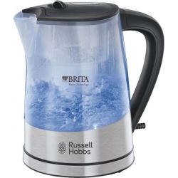 Fierbator de apa RUSSELL HOBBS Purity 22850-70, capacitate 1l, 2200W, transparent