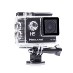 Camera video sport Midland H5 Wi-Fi Action Camera cod C1208
