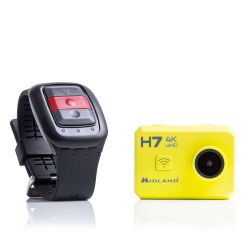 Camera video sport Midland H7 Action Camera ULTRA HD 4K