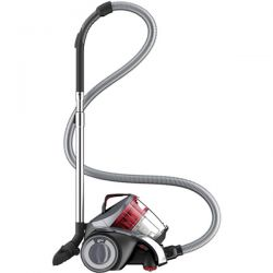 Aspirator fara sac DIRT DEVIL Rebel 54HF Metal Grey DD5254-3, capacitate 1.8l, 800W, gri metalizat