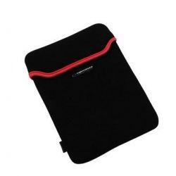 Husa ESPERANZA pentru tablete cu diagonala de 9.7'' Negru / Rosu