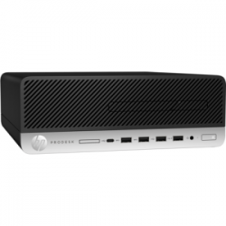 Sistem desktop HP ProDesk 600 G3 SFF, Intel Core i5-7500, RAM 4GB, HDD 500GB, Windows 10 Pro
