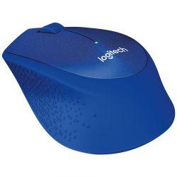 Mouse Wireless LOGITECH M330 Silent Plus Albastru