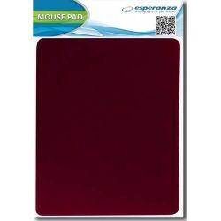Mousepad ESPERANZA EA145R, 230 x 190 x 2 mm, Rosu