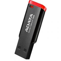 """USB 3.0 32GB ADATA   UV140 Black&Red """"AUV140-32G-RKD"""" (include timbru verde 0.01 lei)"""