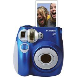 Aparat Foto POLAROID Instant Analog Pic300 Albastru