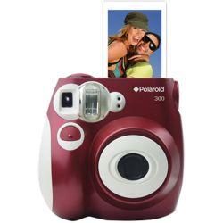 Aparat Foto POLAROID Instant Analog Pic300 Rosu