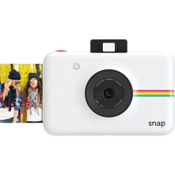 Aparat Foto Instant POLAROID Snap Digital 10MP Alb