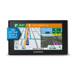 "GPS GARMIN DriveSmart 51 LMT 5"" Harta Full Europe"