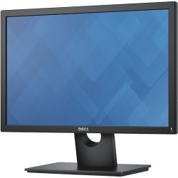 Monitor LED DELL E2016HV 19.5 inch 5 ms Negru