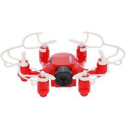 Mini Drona 126 Spider Hexacopter Cu Camera HD 2.0Mp Rosu