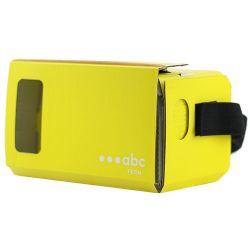 Ochelari VR Cardboard Galben