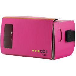 Ochelari VR Cardboard Roz