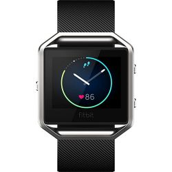 Smartwatch BITFIT Blaze Fitness Wireless Marimea L Negru