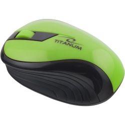Mouse Wireless Esperanza TM114G 1000DPI Verde, 2.4 Ghz