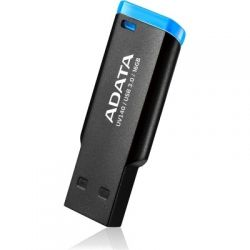 Memorie externa A-Data Small Clip UV140 32GB, USB3.0, Negru-Albastru