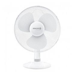 Ventilator de birou SENCOR SFE4030WH, 40cm, 3 viteze, 50W, alb