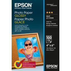 Hartie Foto EPSON 200G 10X15 Glossy