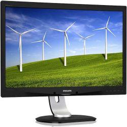 Monitor LED Philips 240B4QPYEB/00 24 inch 5ms Negru