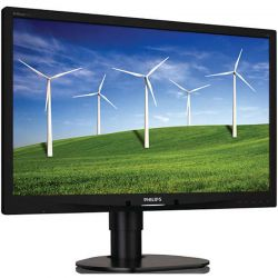 Monitor LED Philips 241B4LPYCB/00 24 inch 5ms Negru