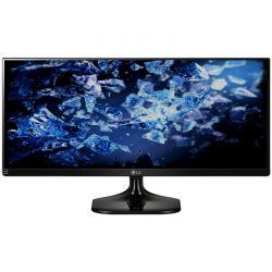 Monitor LED LG 25UM58-P 25 inch 5ms Negru