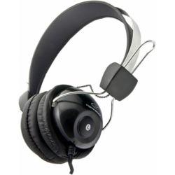 Casti cu microfon ESPERANZA EH108 Negre