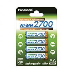 Baterie PANASONIC AA NIMH 2700MAH R6