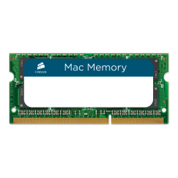 Memorie notebook Corsair 8GB, DDR3, 1333MHz, CL9, 1.5v - compatibil Apple